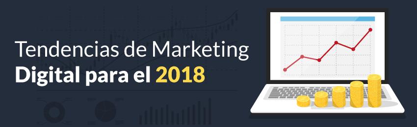 estrategias de marketing 2018